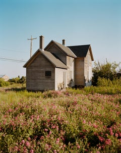 Omaha Sketchbook: House in Field, 2005-2018 - Contemporary Photography, American