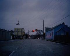 Omaha Sketchbook: Sixteenth Street (Evening), Omaha, NE - Photography