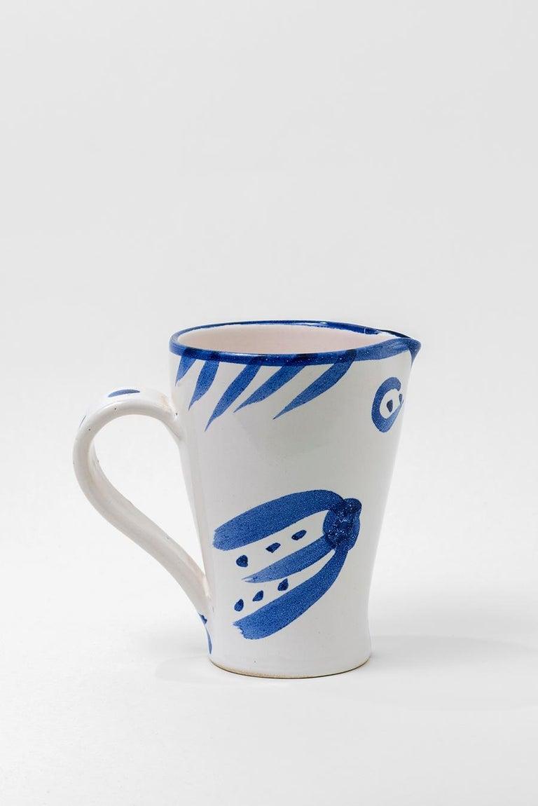 Pablo Picasso - Madoura Ceramic: Owl (Hibou) For Sale 2