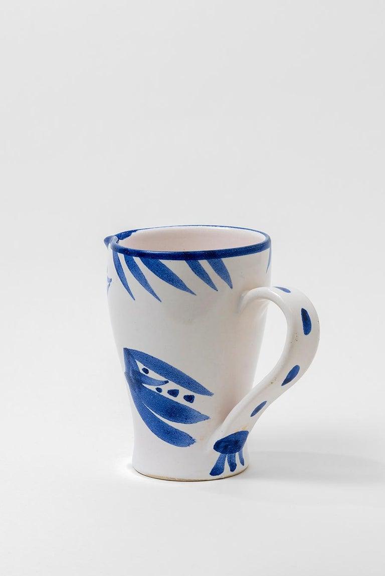 Pablo Picasso - Madoura Ceramic: Owl (Hibou) For Sale 5