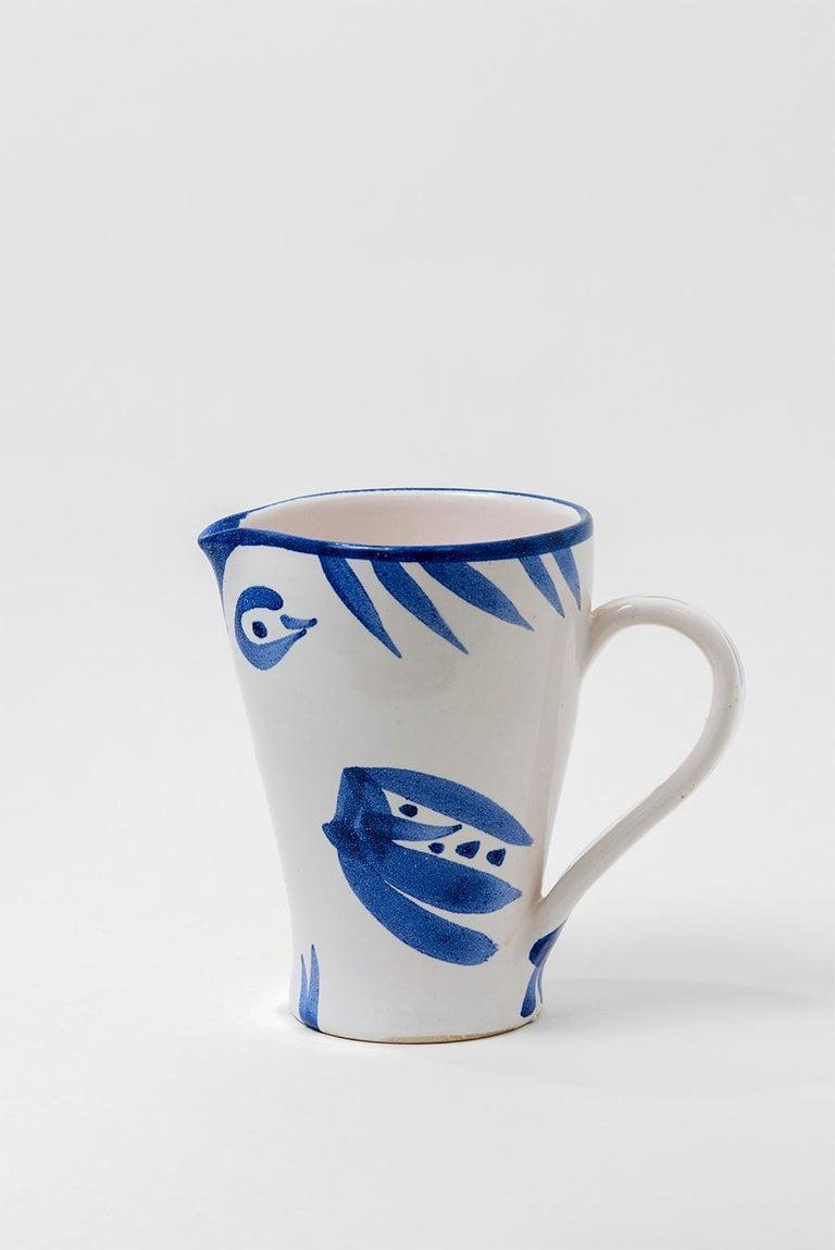 Pablo Picasso - Madoura Ceramic: Owl (Hibou) For Sale 6