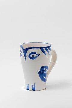 Pablo Picasso - Madoura Ceramic: Owl (Hibou)