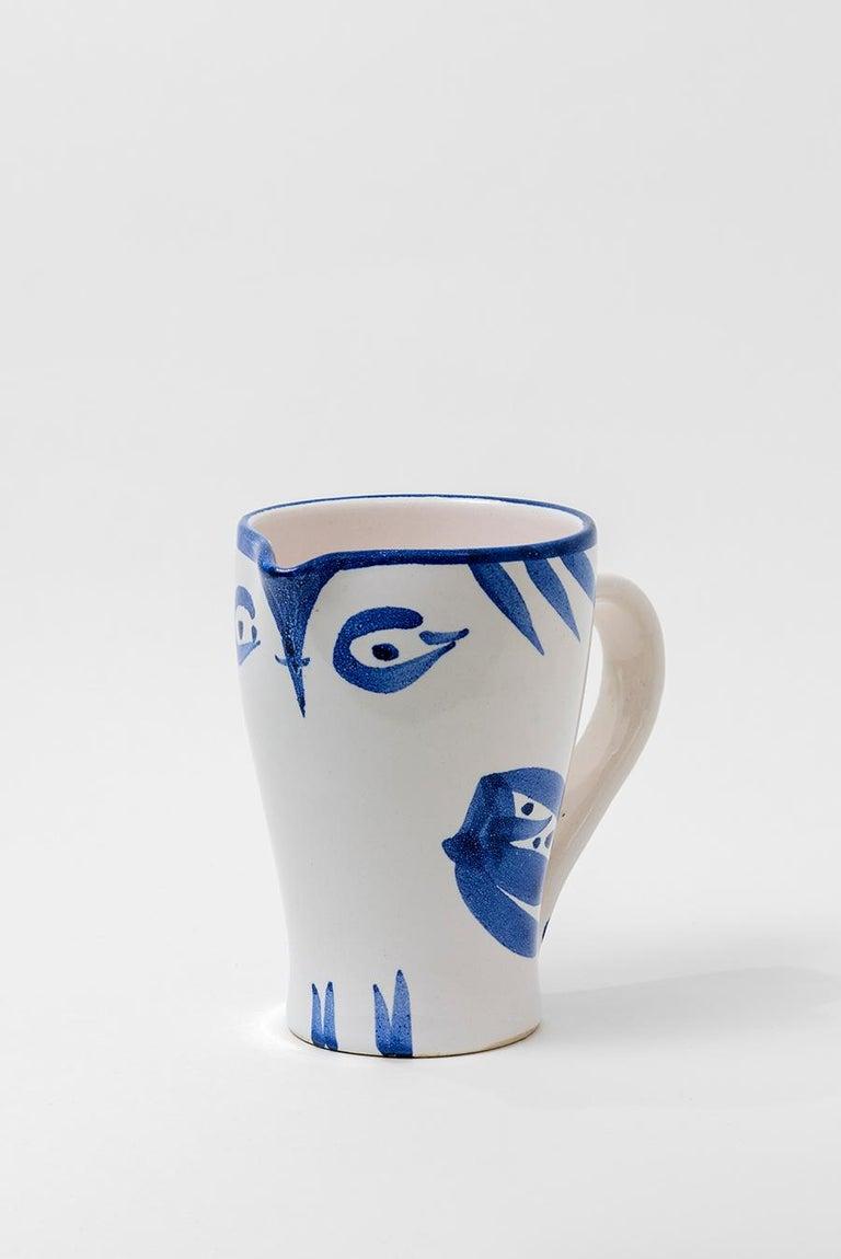 Pablo Picasso - Madoura Ceramic: Owl (Hibou) - Art by Pablo Picasso