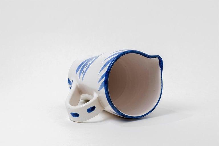 Pablo Picasso - Madoura Ceramic: Owl (Hibou) For Sale 8