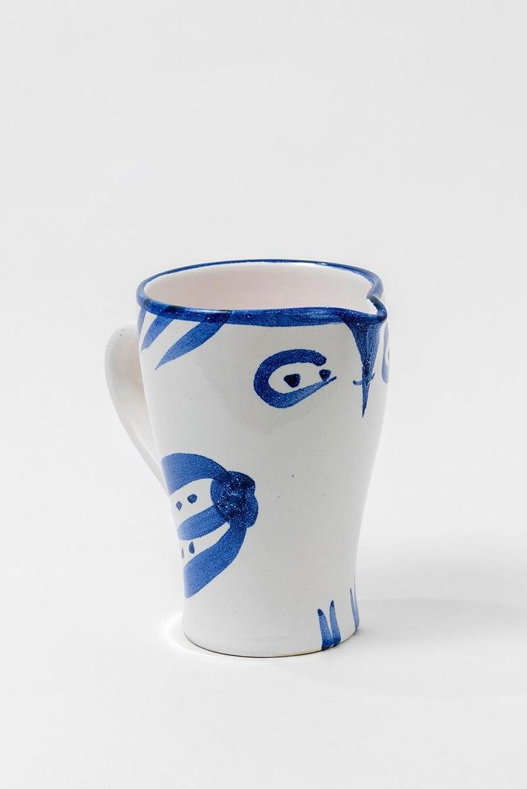 Pablo Picasso - Madoura Ceramic: Owl (Hibou) For Sale 1