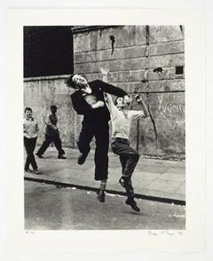 Footballers, Southam St, N. Kensington, 1958