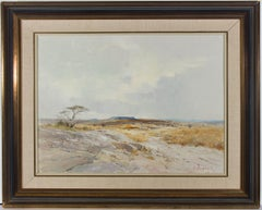 Christopher Tugwell (b.1938-) - Fine 20th Century Oil, A South African Landscape