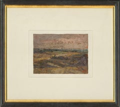 Michael Fairclough NEAC (b.1940) - Framed Mid 20th Century Oil, Chichester I