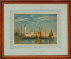 Attrib. John Robertson Reid - Fine Early 20th Century Watercolour, Venice