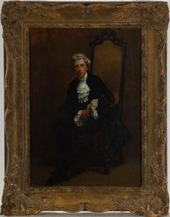 Albert Thomas Jarvis Gilbert RI (1876-1927) - 1911 Oil, David Garrick
