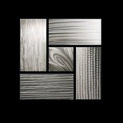 Sebastian R. Metal Wall Art Sculpture Contemporary Industrial Modern Abstract