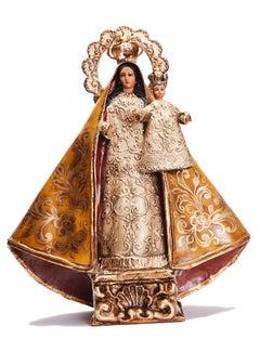Virgen de la Caridad del Cobre - Crafts - Mexican Folk Art Paper