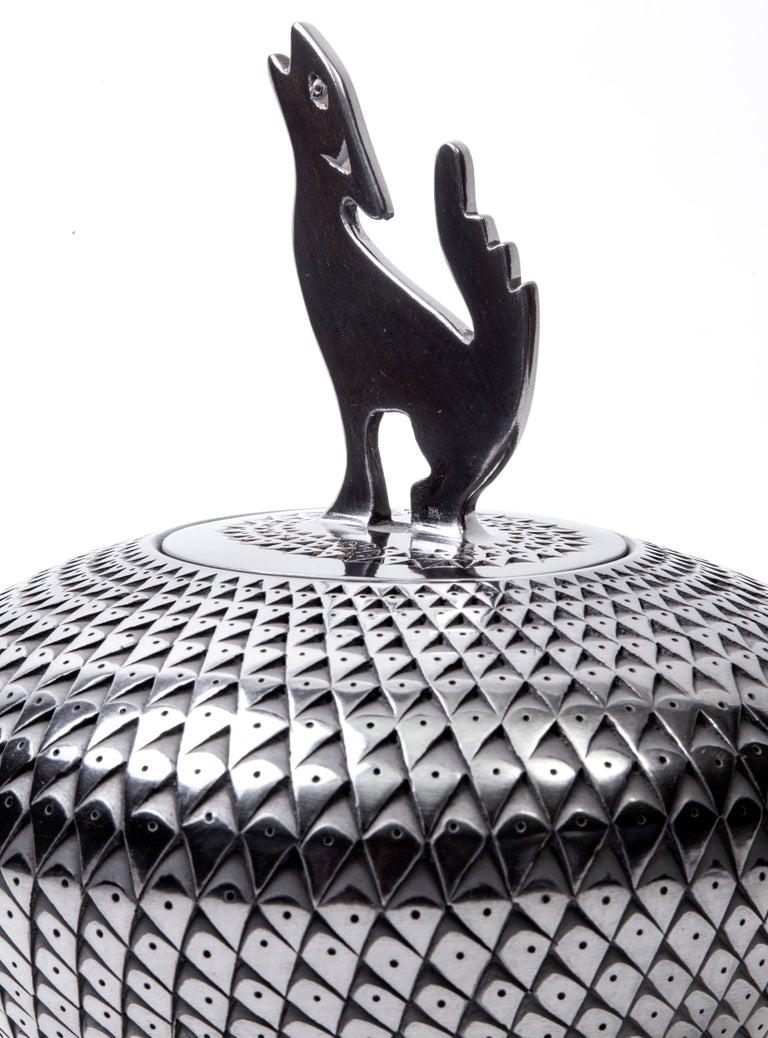 9'' Vasija Lunar Alebrije / Mexican Folk Art  For Sale 2
