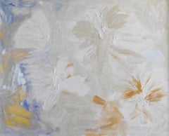 """Circadian Splendor"", Carol Calicchio Acrylic, Floral, Abstract, Expression"