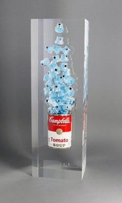 Warhology, Turquoise Caps