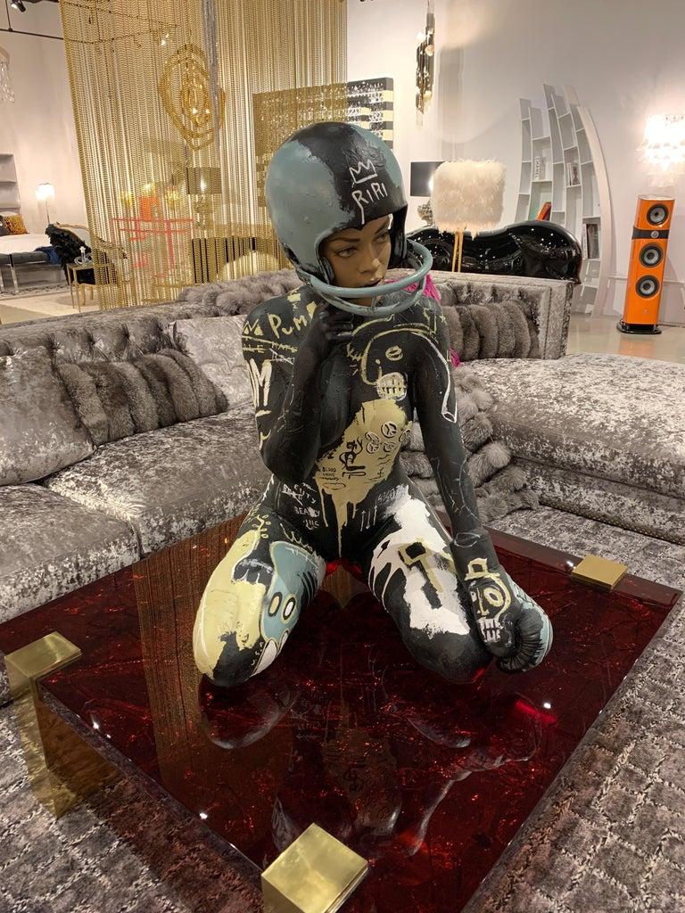 ASPENCROW Nude Sculpture - RiRi (Rihanna)