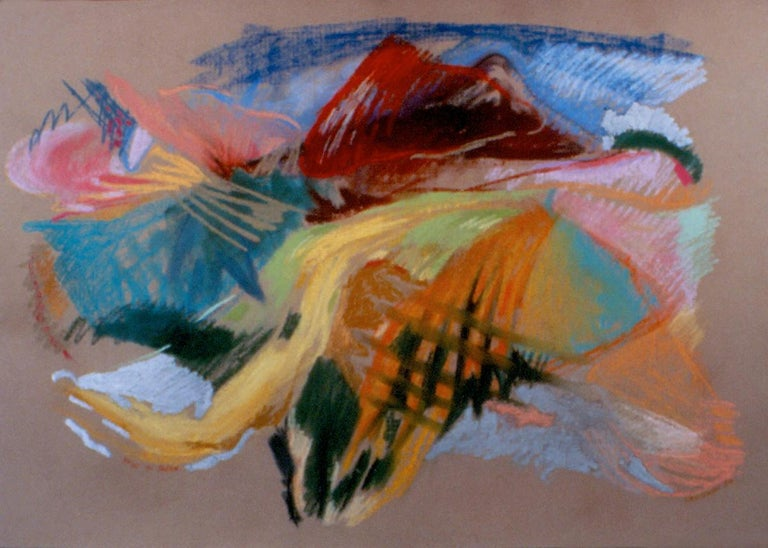 Marilyn Davidson Abstract Drawing - Made in Japan