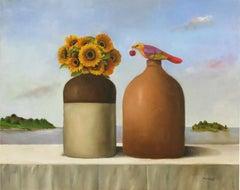 Bird and Still Life
