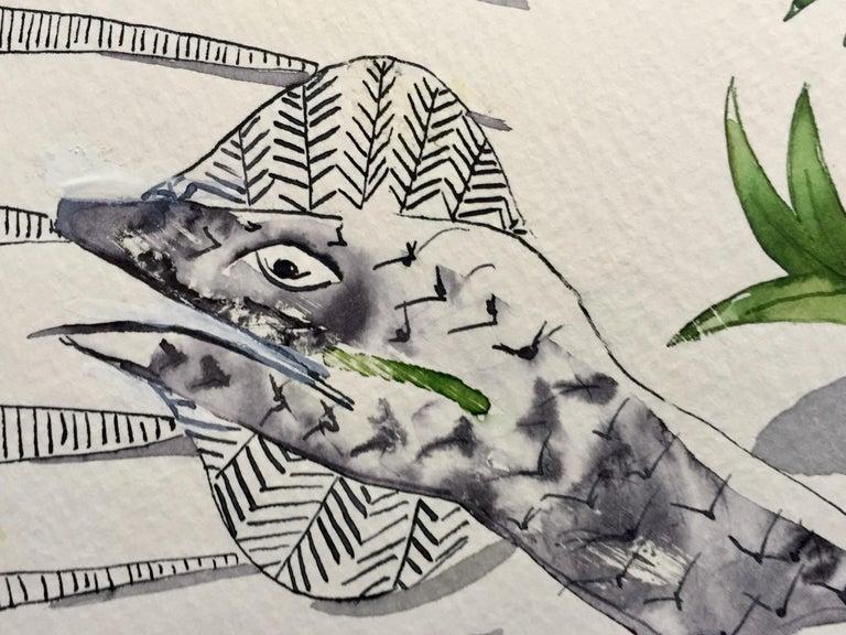 Plant and Spirit, La Verveine - Art by Nana Deleplanque