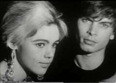 Edie Sedgewick and Kipp Stagg Screen Test