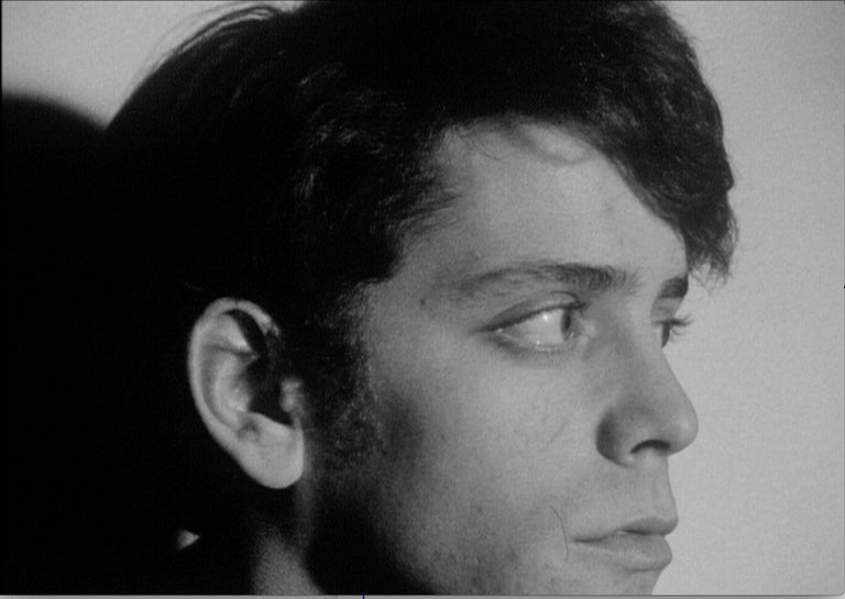 Lou Reed Screen Test - Pop Art Art by Andy Warhol