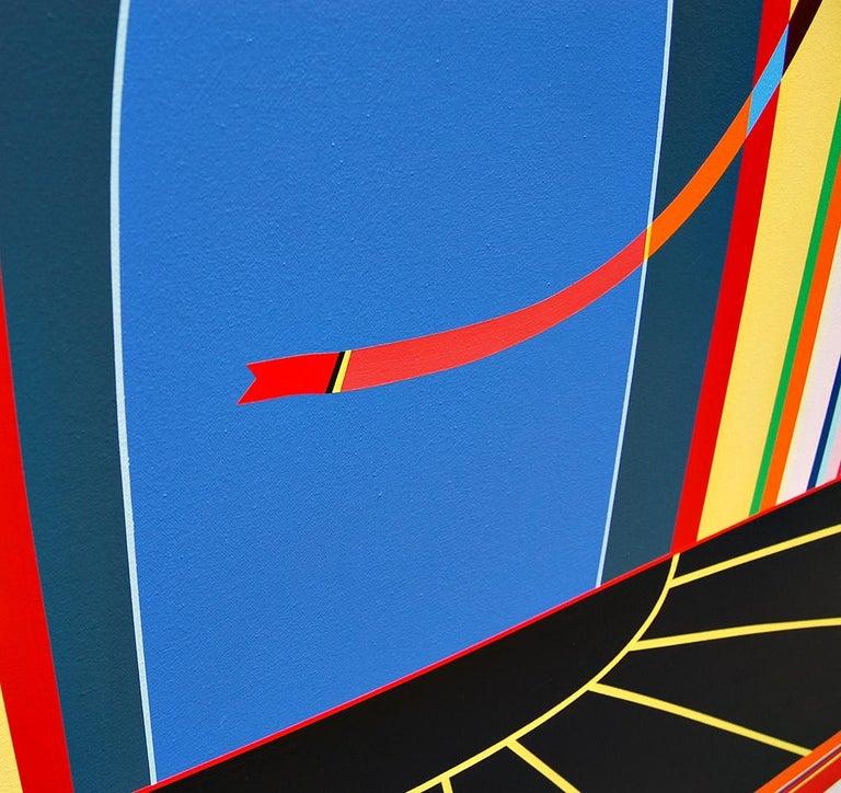 Bumble Jackpot - Painting by Kurt Herrmann