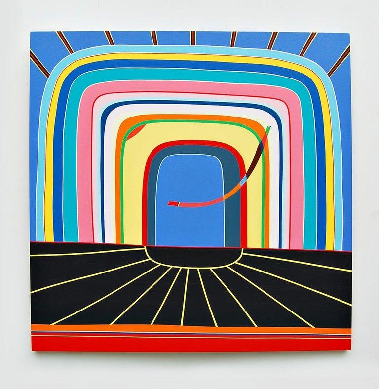 Bumble Jackpot - Pop Art Painting by Kurt Herrmann
