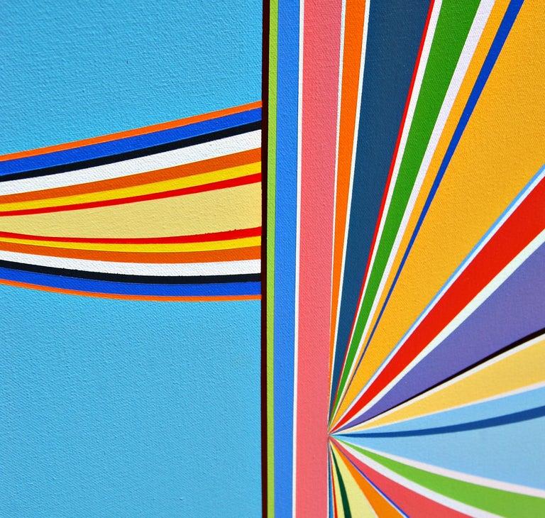 Marlin - Painting by Kurt Herrmann