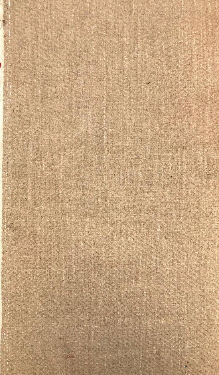 John Boyce (American 1938); Portrait 8; oil on canvas; no frame For Sale 1