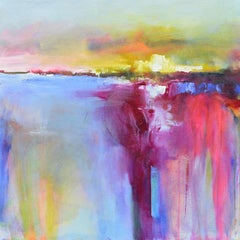 Landscape Abstraction - The Sun Rising
