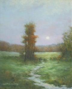 New England Moonrise