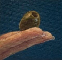 Finger Foods: Olive