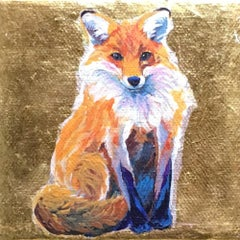 Red Fox Mysterious