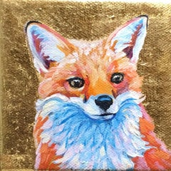 Red Fox Curious