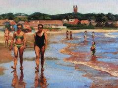 Easton's Beach of Newport