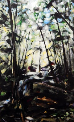 Creek Fall, Original Painting