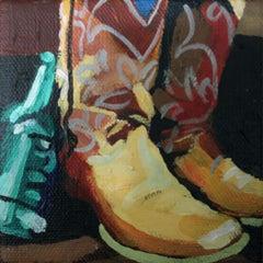 Beer Bottle Boots