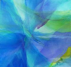 Sea Dreams, Abstract Painting