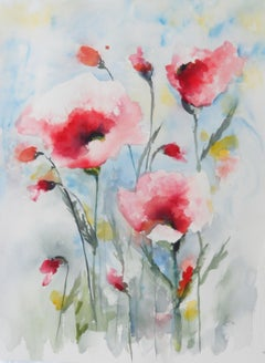 Dreamy Poppies VI