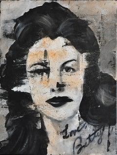 Love, Betty , Original Painting