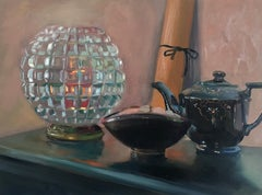 Still Life with Grandma's Teapot