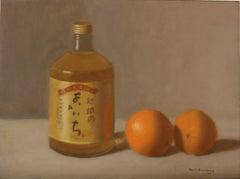Oranges and Japanese Liqour