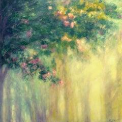 Dawn Light, Flowering Trees