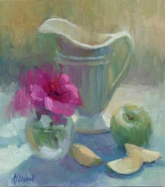 Hibiscus and Apple