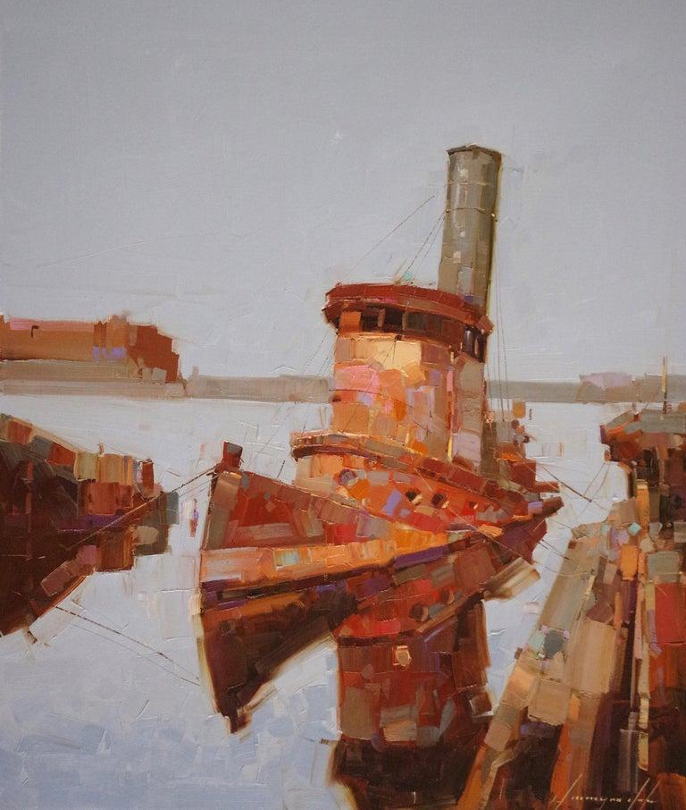 The Tug - Art by Vahe Yeremyan