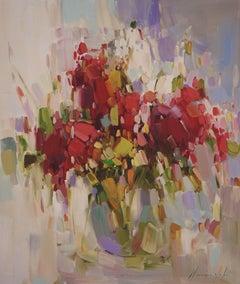 Lilacs Impression