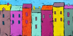 Colorful Houses  2