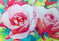 Pink Roses 3