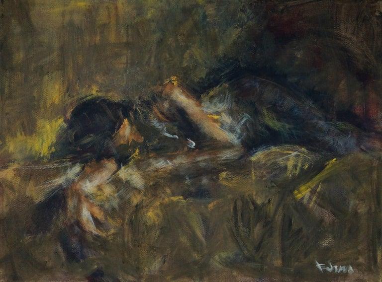 Time and a Half - Art by Wynston Edun