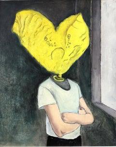 Grumpy Heart Boy